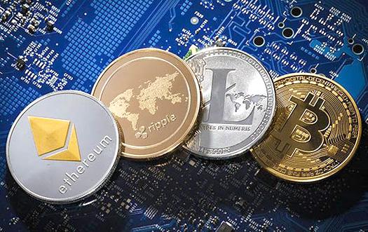 ビットコイン他、仮想通貨